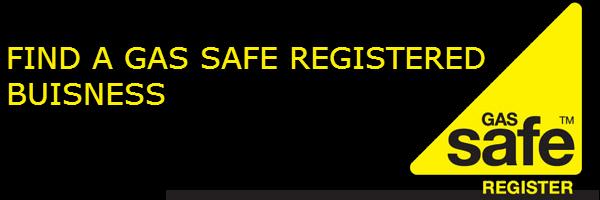 FIND A GAS SAFE REGISTERED BUISNESS