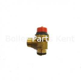 PRESSURE RELIEF VALVE 3 BAR GLOWWORM 0020014173