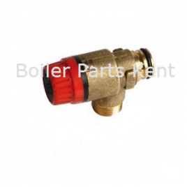 SAFETY HEATING VALVE 3 BAR SAUNIER DUVAL 0020047005