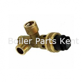 DIVERTER VALVE VAILLANT 252457