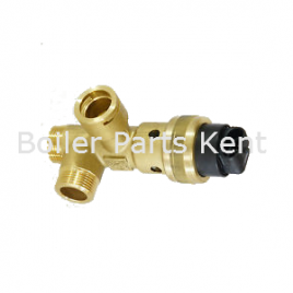 FILLING VALVE WITHOUT NO RETURN VALVE VAILLANT 014675