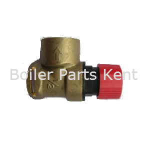 PRESSURE RELIEF VALVE 3 BAR VAILLANT 178985
