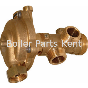 DIVERTER VALVE CB24‐28 ALPHA 3.012752